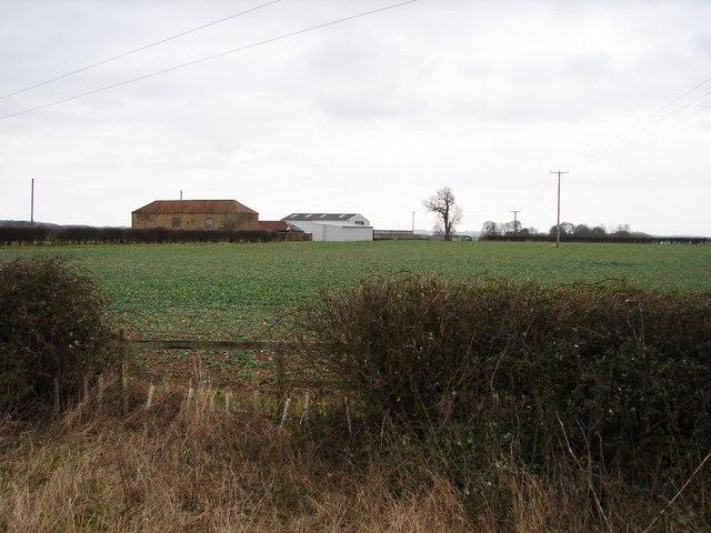 View of Burgh Top Farm