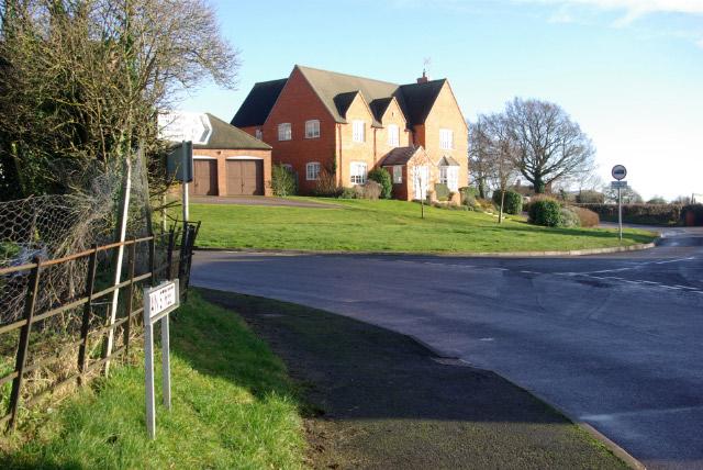 Main Street, Catthorpe
