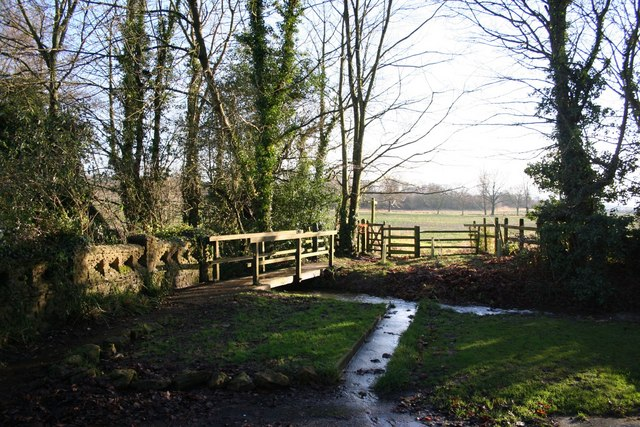 Footpath to North Willingham