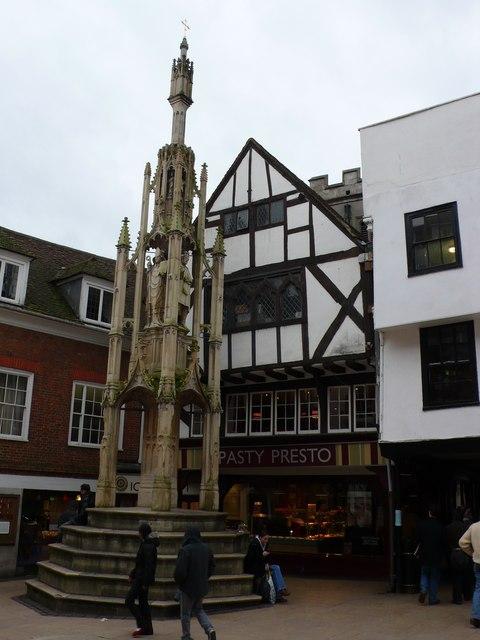 High Cross or Butter Cross, Winchester