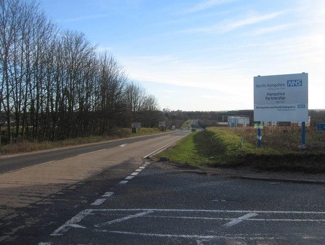 Aldermaston Road