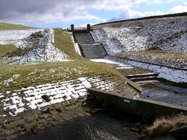 Cant  Clough Reservoir