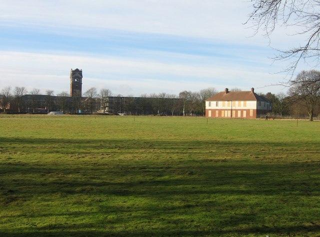 Park Prewett Playing Field