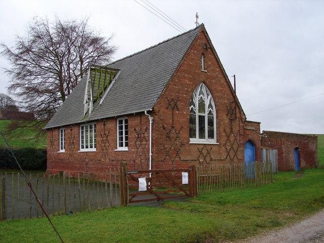 Former Boys' School, Welton le Wold