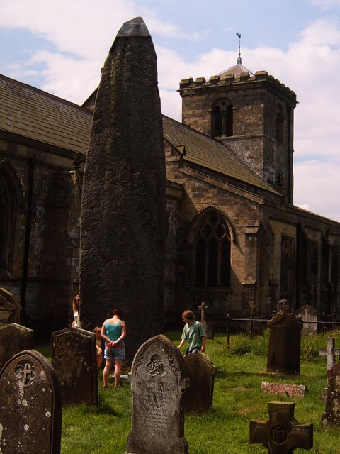 Rudston Monolith and Church