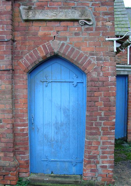 Boys' Entrance