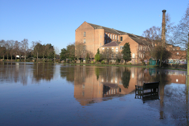 West Park is flooded (7)