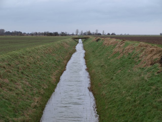 Marsh Drain