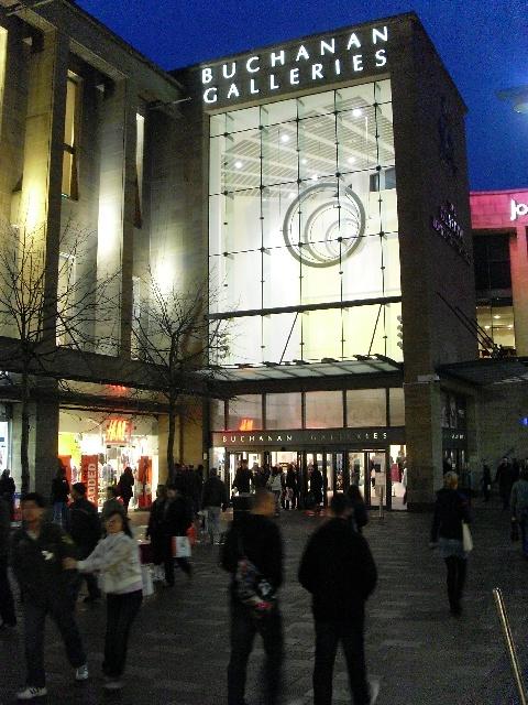 Buchanan Galleries, Glasgow