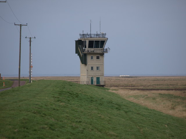 Holbeach Range Control Tower