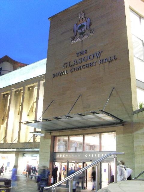 Concert Hall and Buchanan Galleries