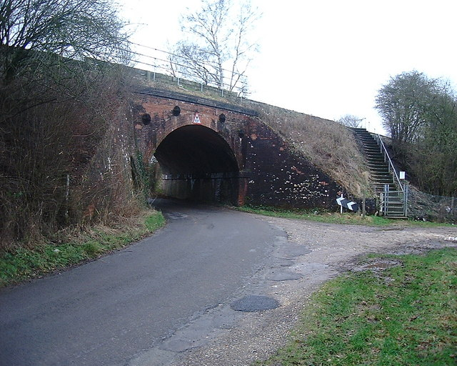 Abbotts Ann - Railway Bridge