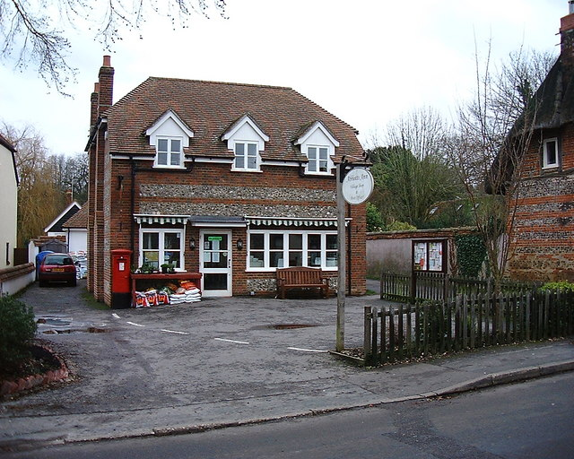 Abbotts Ann - Village Shop and Post Office