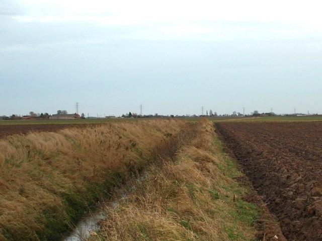 Marshland Drain