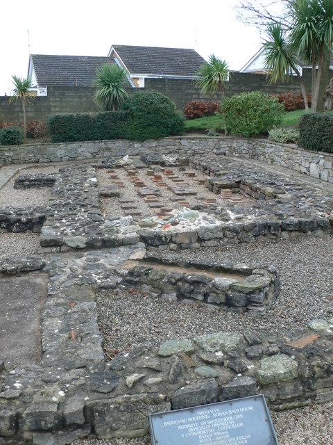 Roman bath-house, Prestatyn