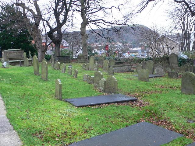 Churchyard, Meliden