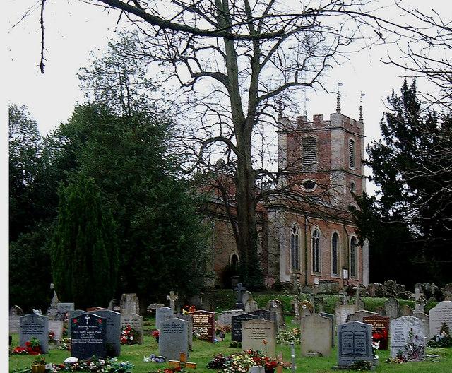 Abbotts Ann - St Mary's Church