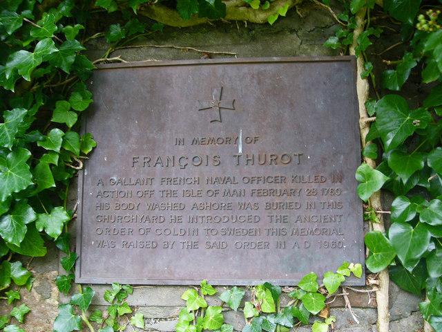 Memorial plaque in Kirkmaiden churchyard