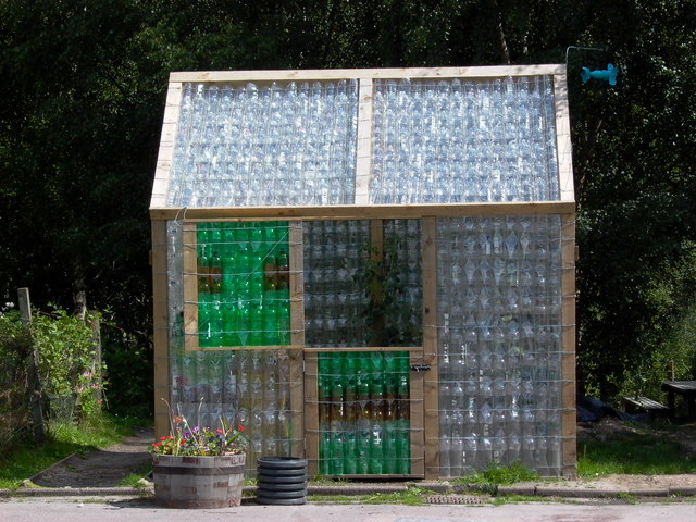 The Greenhouse, Gorthleck Primary School
