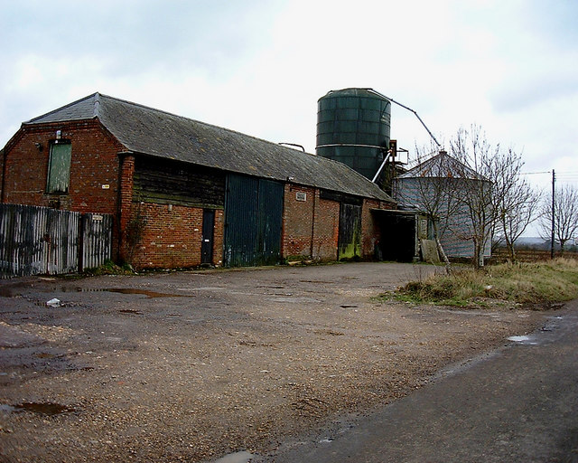 Abbotts Ann - Manor Farm