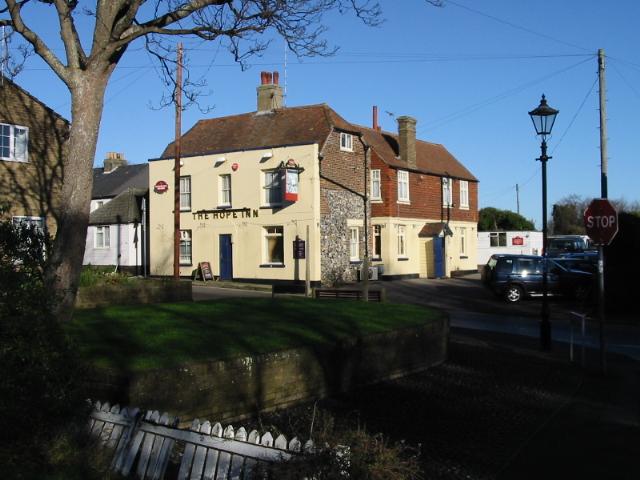 The Hope Inn, St Margaret's at Cliffe