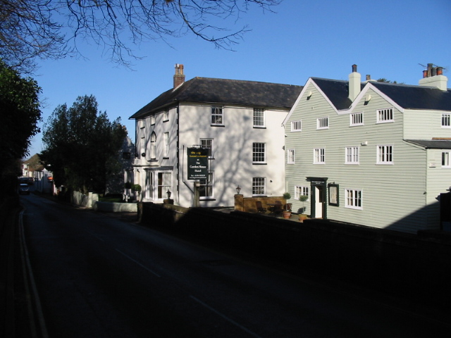 The Garden House Hotel St Margaret's at Cliffe