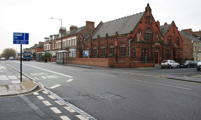 Norton Road Methodist Church