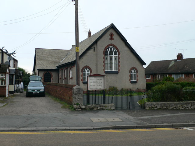 Salem Methodist Chapel, Meliden