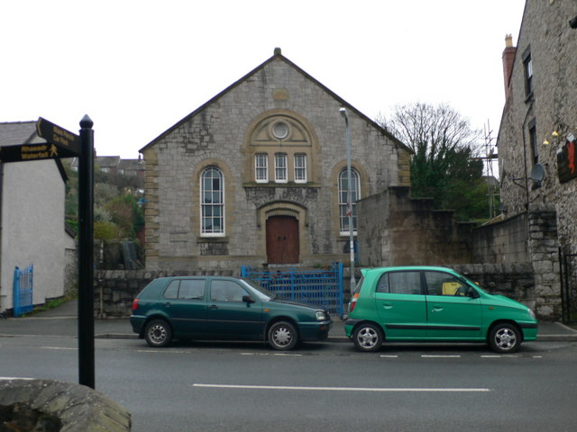 Bethel Chapel on Waterfall Road, Dyserth