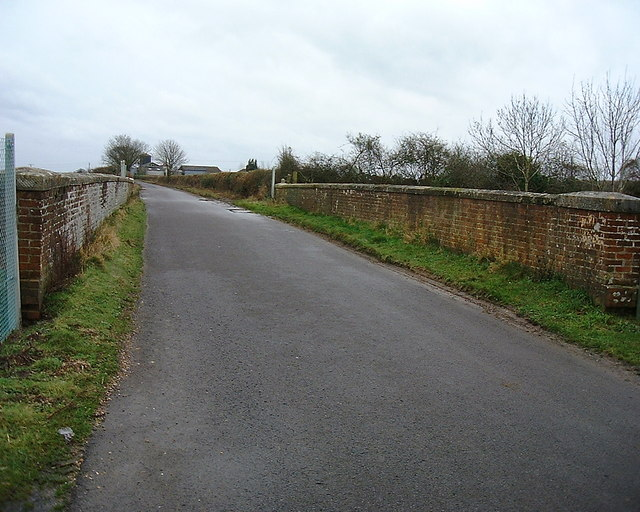Monxton - Railway Bridge