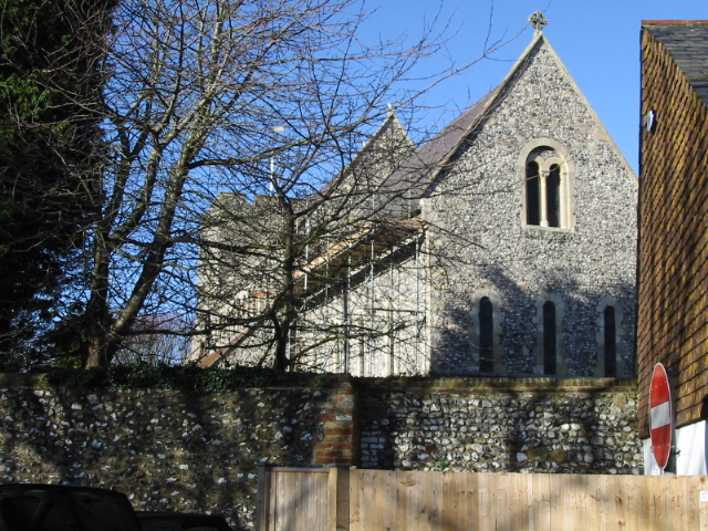 The church of St Margaret