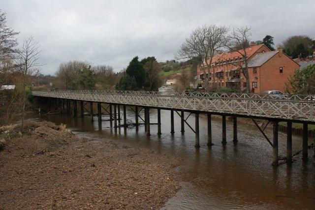 Iron Railway Bridge