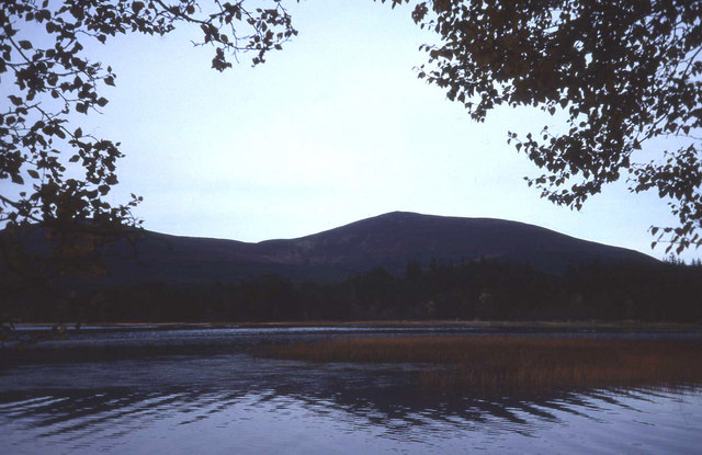 Western end of Loch Morlich