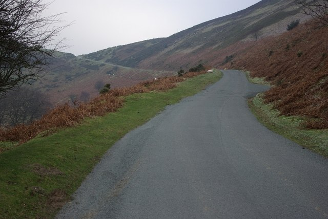 Old Bwlch Hill