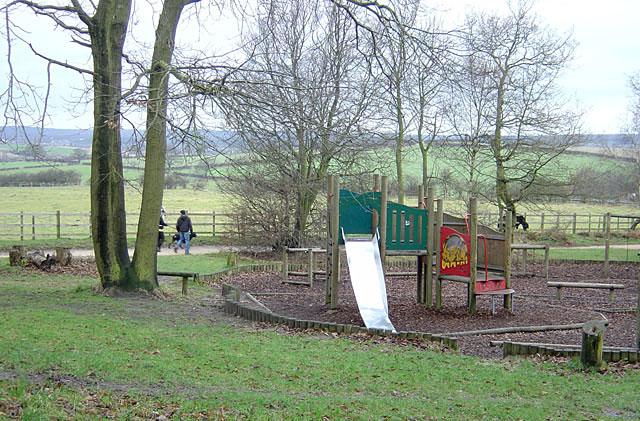 Bestwood Country Park - Adventure Playground