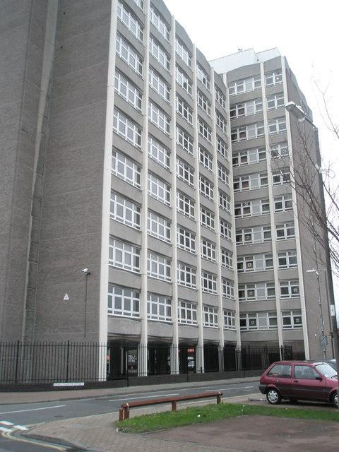 Inland Revenue Offices, Portsmouth