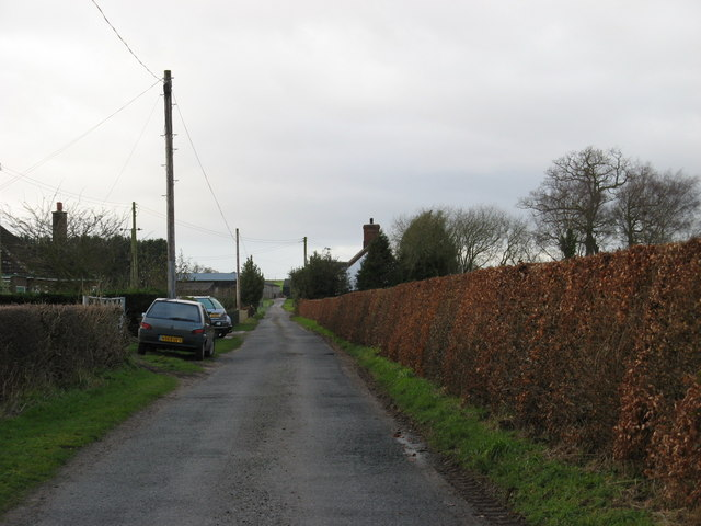 Road to Hawgreen