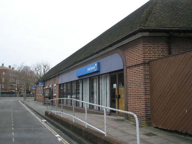 Portsmouth Job Centre