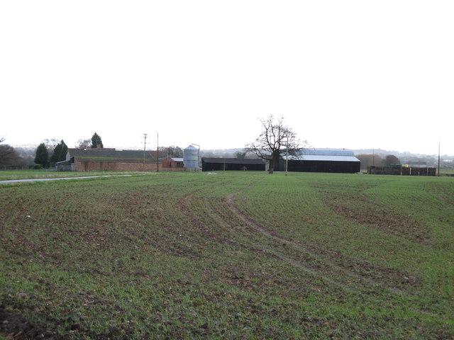 Tunstall Farm
