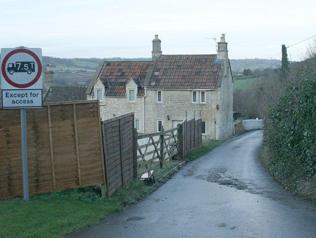 2008 : Wormcliffe Lane, Kingsdown
