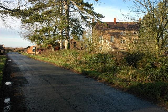 Wallsworth Farm, Wallsworth