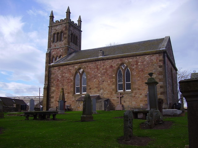 Bolton Kirk (Church of Scotland) near Haddington