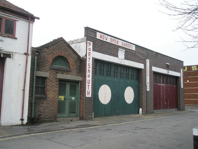 Warehouse in Pye Street