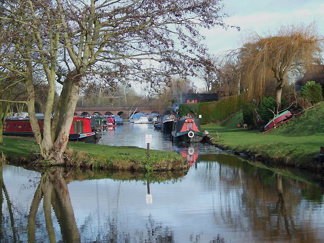 Ashwood Basin, Staffordshire and Worcestershire Canal