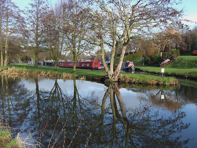 Staffordshire and Worcestershire Canal, Ashwood