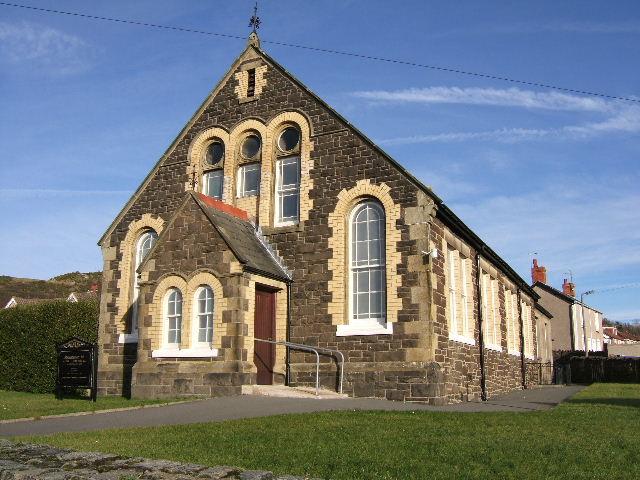 Peniel Chapel, Peniel Street, Deganwy