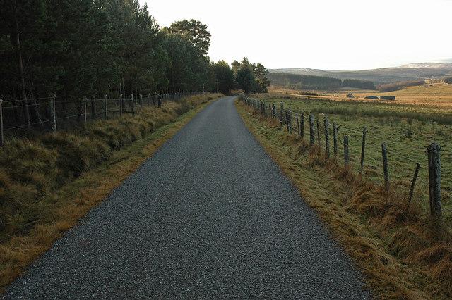 Balvraid Road