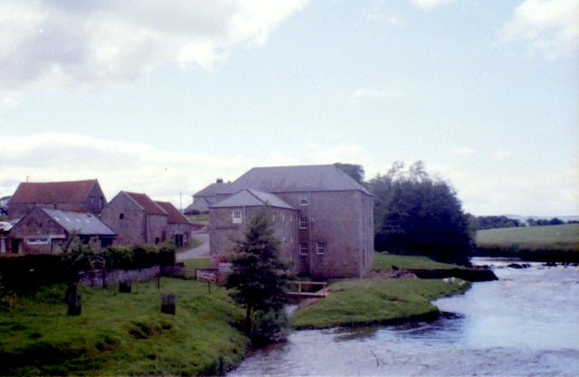 Heatherslaw Mill and Associated Buildings