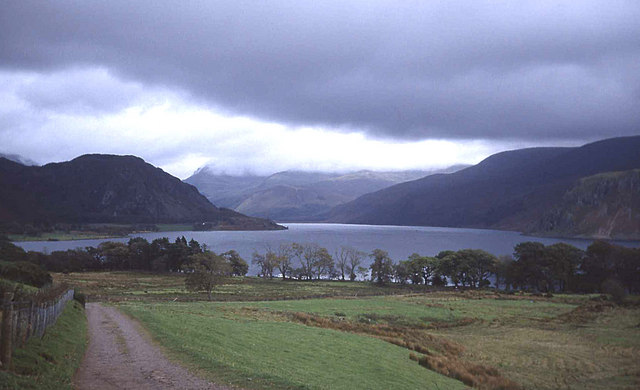 Track to Ennerdale Water
