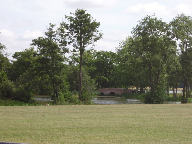 Bridge on Tundry Pond